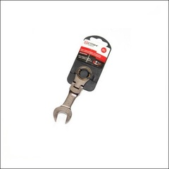 Ключ рожково накидной с шарниром СТП-957 (S=8-13мм)