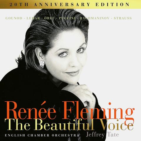 Renee Fleming, English Chamber Orchestra, Jeffrey Tate / The Beautiful Voice (2LP)