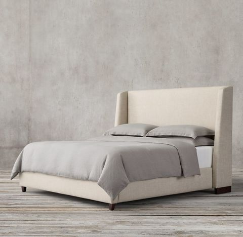 Belmont Fabric Bed