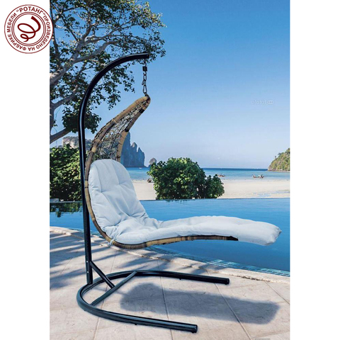 Кресло подвесное-шезлонг RELAXA Nautical(brown)