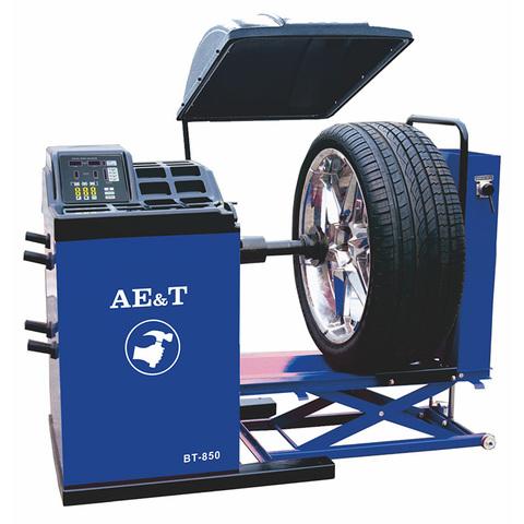 AE&T (BT-850) Балансировочный станок для колес грузовых автомобилей