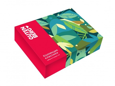 Коллекция Чайной Классики Gutenberg (RED) (60 шт)
