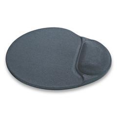 Коврик д/мыши Defender Easy Work гелевый серый. (50915)