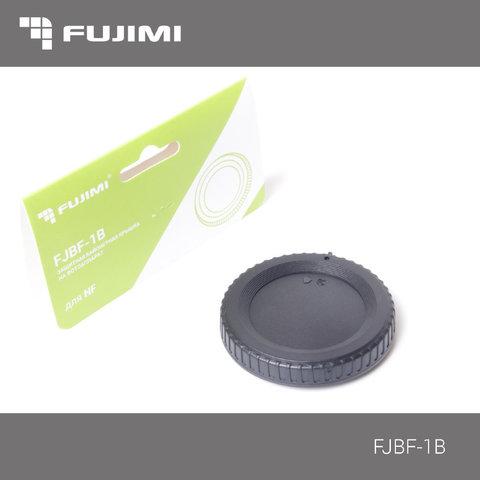 Fujimi FJBF-1B Защитная байонетная крышка на фотоаппарат Nikon NF