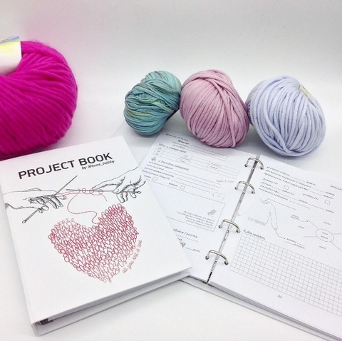 Project book твердый переплет