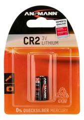Батарейка литиевая CR2 ANSMANN 3V