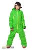 Сноубордический комбинезон Cool Zone зеленый (1515) подростковый