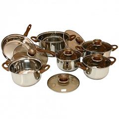 Набор посуды Webber из 12 предметов ВЕ-205/12