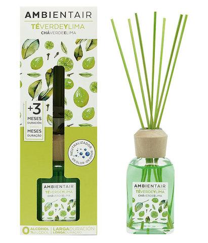 Диффузор ароматический Зеленый чай и лайм, Ambientair