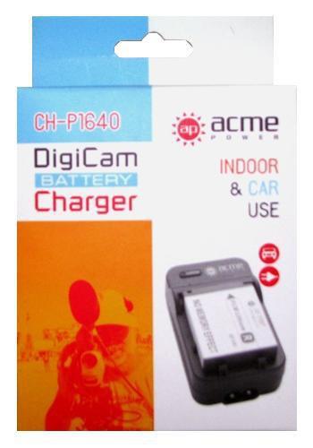 Зарядка для Canon AcmePower LC-E12 (зарядное устройство для аккумулятора LP-E12)