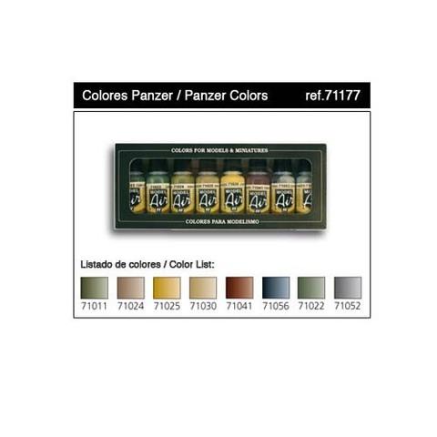 Набор Model Air Panzer colors (8 цв)