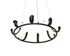 люстра Creative Bird Chandelier 8R