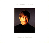 Elton John / Made In England (CD)