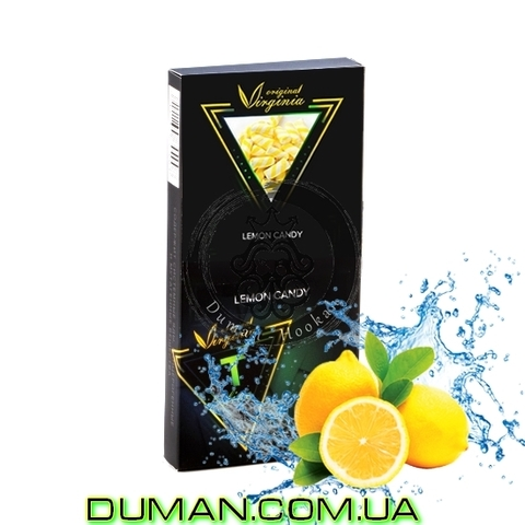 Табак Original Virginia T LINE Lemon Candy (Ориджинал Вирджиния Лимонные Леденцы) |20г