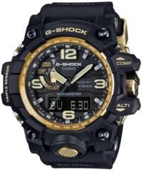 Мужские японские наручные часы Casio G-Shock Mudmaster GWG-1000GB-1A