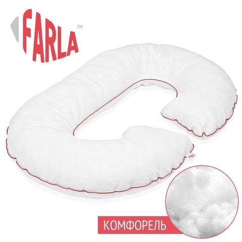 Farla. Подушка для беременных с комфорелью Care C