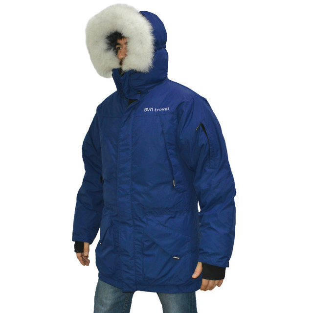 Куртка Аляска-2 с опушкой