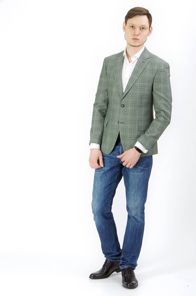Пиджаки Slim fit PAUL MANTOVA / Пиджак приталенный slim fit IMGP9495.jpg