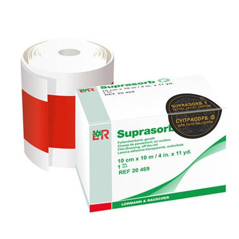 Заживляющая повязка Suprasorb F рулон 10см x 1м