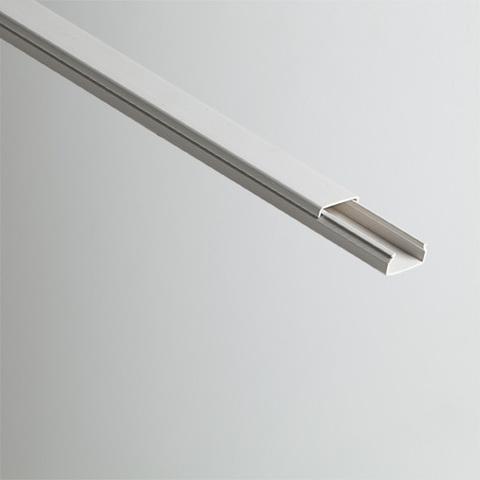 Кабель-канал 20х10 белый TDM (100 м)