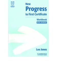 New Progress to FCE WB +ans