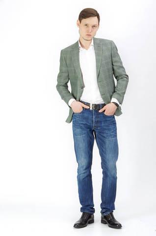 PAUL MANTOVA / Пиджак приталенный slim fit