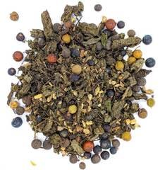 Можжевеловый травяной эко чай, фитосбор 100 гр