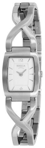 Купить Женские наручные часы Boccia Titanium 3219-01 по доступной цене