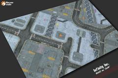 Игровое покрытие Infinity Inc. 120x180 см