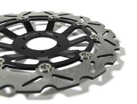 Передние тормозные диски (2 шт.) для Honda CBR 1100 XX 99-07, CB 1300 01-02