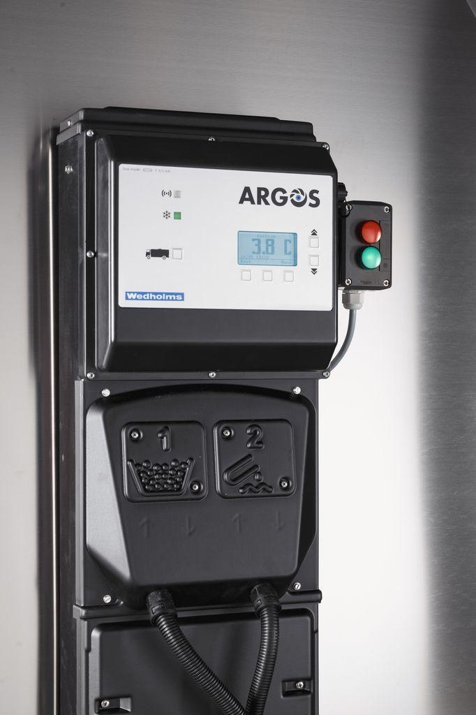 9000 литров | Блок управления танка охладителя молока Аргос