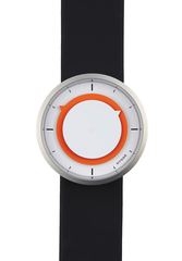Часы 3012 Orange & silicone от Hygge Watch