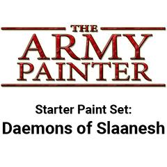 Базовый комплект красок Army Painter: Daemons of Slaanesh