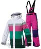 Горнолыжный костюм детский 8848 Altitude Bella White Mowart Pink