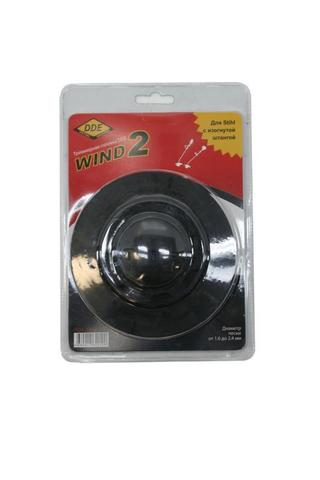 Головка триммерная серия WIND DDE Wind  2 аналог Stihl AutoCut 5-2 (М8х1,25 мм правая.)