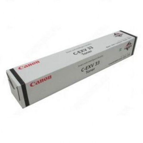Тонер-туба C-EXV33 для Canon iR 2520/2520i/2525/2525i/2530/2530i. Ресурс 14600 стр. (2785B002)