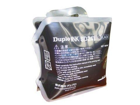 Краска черная DUPLO 514 (600 мл) DUP90110