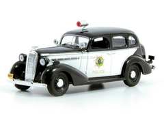 Buick Special Police California USA 1:43 DeAgostini World's Police Car #32