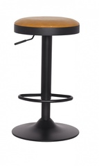 Барный стул AGAVA кэмел винтажный — коричневый