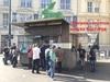 Уличный инфракрасный обогреватель KVIMOL