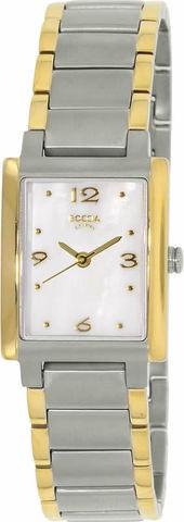 Купить Женские наручные часы Boccia Titanium 3220-02 по доступной цене