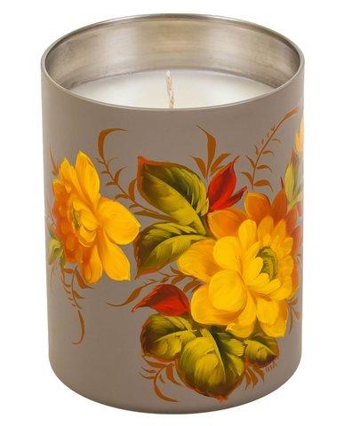 与天然蜡的香味蜡烛 CA01D121118005