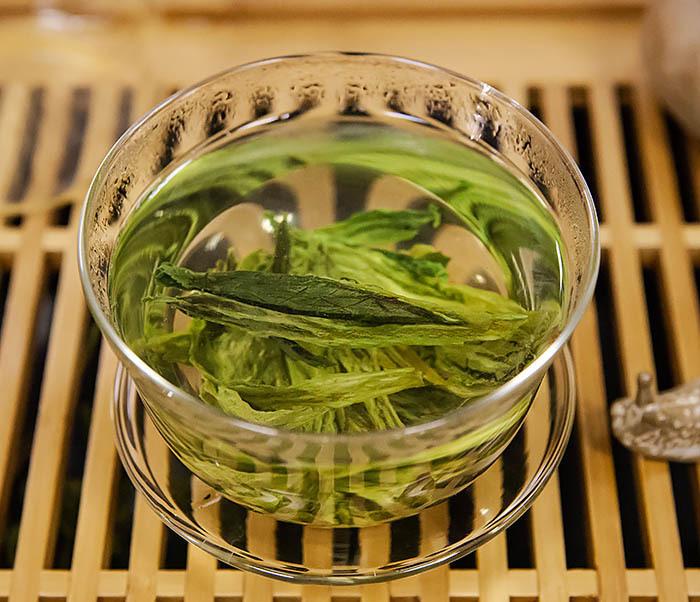 TEA-CH135 Китайский зеленый чай «Обезьяний Главарь» (Тай Пин Хоу Куй, 10 гр) фото 11