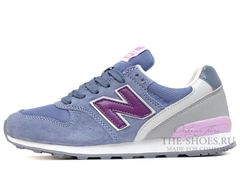 Кроссовки Женские New Balance 996 ASF Pink Purple