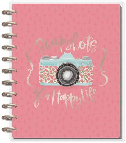 Ежедневник- DELUXE Happy Memory Keeping™ Planners - BIG - Painted Memories-  23х28.5см