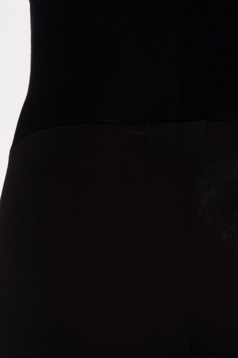 Леггинсы 07788 черный