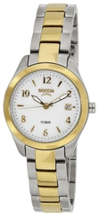 Женские наручные часы Boccia Titanium 3224-02