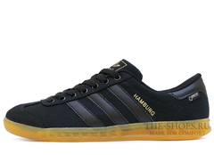 Кроссовки Мужские Adidas Hamburg Original Black