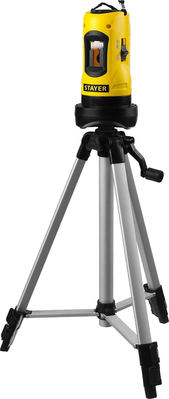 Нивелир лазерный линейный STAYER 34960-H2