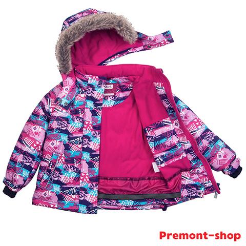 Комплект для девочек Premont Северное сияние Юкона WP81215